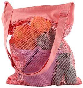 ele ELEOPTION Sandspielzeug Netztasche,Aufbewahrung Netz Tasche für Strandspielzeuge,Aufbewahrungstasche für Happy Sand