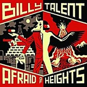 Billy Talent-Afraid Of Heights
