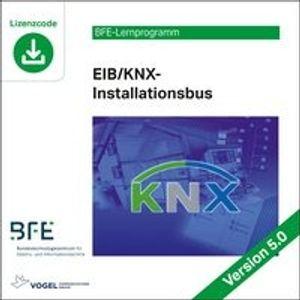 EIB/KNX Installationsbus Version 5. Lizenzcode