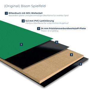 Sportime® Billardtisch Galant, Blau, 8 ft = 246x134 cm