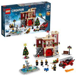 LEGO® Creator Winterliche Feuerwache, 10263