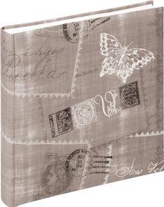 Walther Cosenza braun 30x30 60 weiße Seiten Buch FA222P
