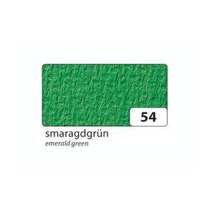 folia 110354 Passepartoutkarten mit rechteckiger Ausstanzung, mit Kuverts, smaragdgrün, 6-teilig (1 Set)
