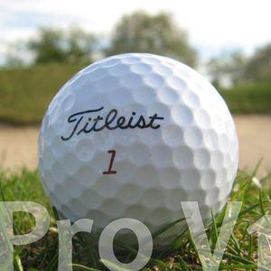 100 Titleist Pro V1 Lakeballs / Golfbälle - Qualität Aaa / Aa