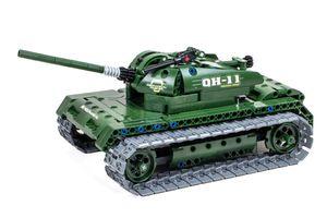 Teknotoys Active Bricks RC Panzer - Konstruktionsbaukasten mit Fernsteuerung
