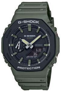 Casio G-Shock Uhr GA-2110SU-3AER Armbanduhr grün