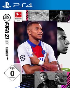 PS4 Fifa 21 Champions Edition