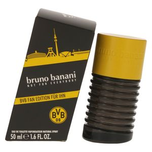 Bruno Banani Man BVB 09 Fan Edition 50 ml EDT Not for Everybody Limited Edition