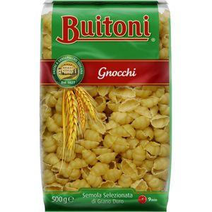 Buitoni Gnocchi Semola Selezionata di Grano Duro Classic Pasta 500g