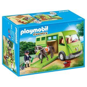 PLAYMOBIL® 6928 Pferdetransporter