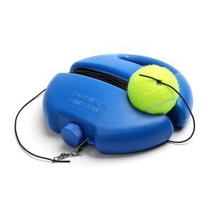 Schwarz Seil Tennis + runde Basis (A) $ Tennis Tennis Einzel Basis Jiasheng Trainingsbedarf Tennis Trainer Tennis Sparring ist selbst Rebound Gerät