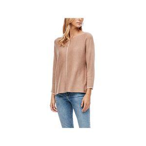 S.oliver Damen Pullover 2043096 Braun