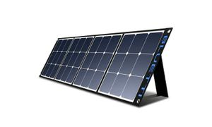 BLUETTI SP200 200w Solar Panel for AC200P/EB70/AC50S/EB150/EB240 Portable Power Station,200W Portable Foldable Solar Panel Power Backup for Outdoor Van Camper Off Grid