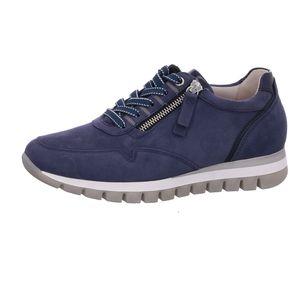 Gabor Comfort Sneaker  Größe 7, Farbe: river/marine