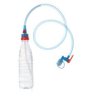 Wasserflasche Trinkschlauch Schlauch Hydratation Blase Reservoir Pack Rucksack System Schlauch Kit