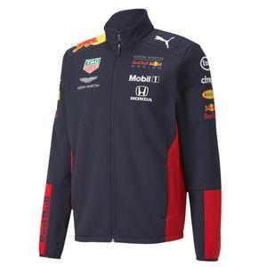 Puma Red Bull Racing Softshelljacke Herren, Größe:M