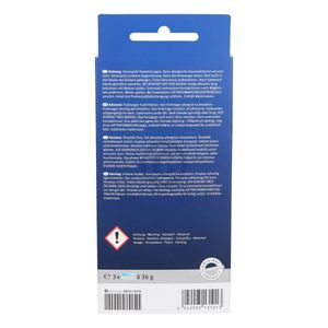 Entkalkungstabletten BOSCH 00311974 für Kaffeemaschine 3Stk