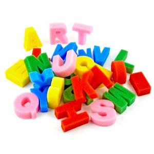 Besthobby Schwamm-Stempel Großbuchstaben von A-Z