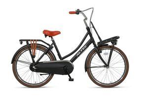 24 Zoll Mädchenrad Altec Dutch 3 Gänge Jeans 43 cm Rahmengröße