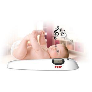 REER Baby Waage Digital mit Musik - NEU