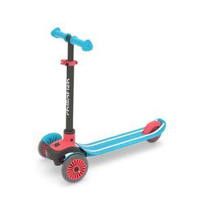 Scotti leicht lenkender 3-Rad Roller mit integrierter Bremse