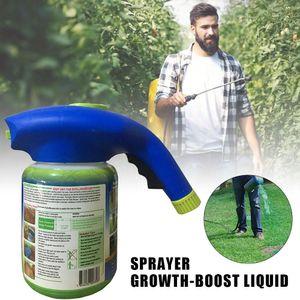 Neue Gartenarbeit Samen Sprinkler Rasen Hydro Mousse Haushalt Hydro Aussaat System Gras Flüssigkeit Spray Gerät Samen Rasen Pflege Bewässerung