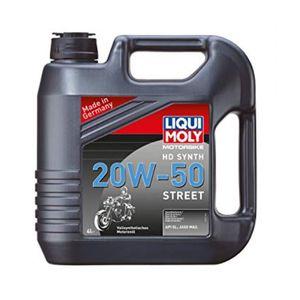 Motoröl HD Synth 20W-50 Street 4l Liqui Moly 3817