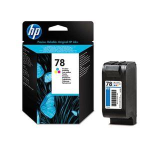 HP C6578DE, Cyan, Magenta, Gelb, HP Color Copier 180, 190 HP Color Copier 280, 290 HP Deskjet 930c, 930c M, 932c, 935c HP..., Dreifarbig, 5 - 95 °F, 4,19 cm (1.65 Zoll), Tintenstrahl