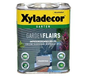 XYLADECOR Gardenflairs Sand Grau, 2,5 Ltr