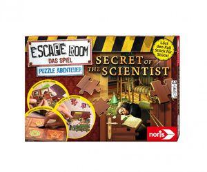 Noris Spiele Noris 606101966 Escape Room Das Spiel Geheimnis des Wisse