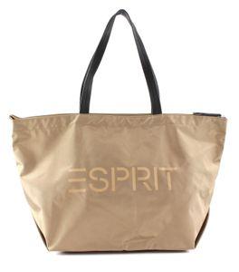 ESPRIT Cleo Large Shopper Beige