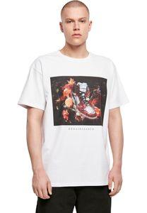 Mister Tee T-Shirt Renairssance Painting Oversize Tee White-M