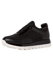 Tamaris Damen Sneaker schwarz 1-1-24704-25 normal Größe: 42 EU