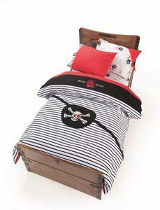 Cilek PIRATE - Bettwäsche Bettbezug 100% Baumwolle 160x200 cm