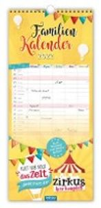 """Familienkalender """"Einfach glücklich..."""" 2022"""