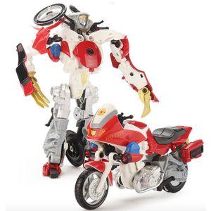 Verformung Roboter Motorrad Spielzeug