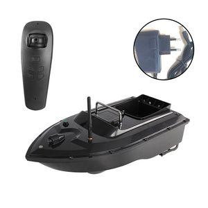 Fischerköder-Nistboot Intelligentes Fernbedienungsboot 500 m Drahtloses zweimotoriges Langstrecken-Fischerboot-Nistgerät Fischereifutterautomat mit automatischer Korrekturroute