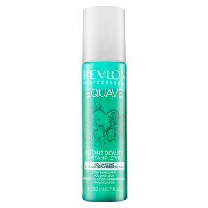 Revlon Professional Equave Instant Beauty Volumizing Detangling Conditioner Conditoner ohne Spülung für Haarvolumen 200 ml