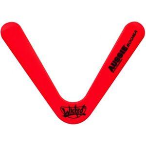 Wicked bumerang Booma Aussie41 Gramm rot 27 cm