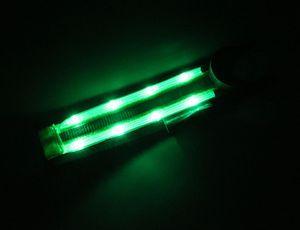"""Leucht-Stripe """"Flex"""" Grün 13 cm"""