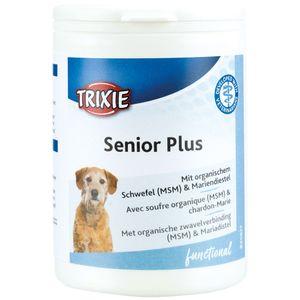 Trixie Senior Plus Vital Pulver 175 g Ergänzungsfuttermittel für Hunde bei Alterserscheinungen