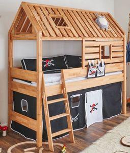 Spielbett Tom´s Hütte 20591 Stoffset Pirat