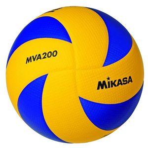 MIKASA MVA 200 Volleyball mit DVV Logo