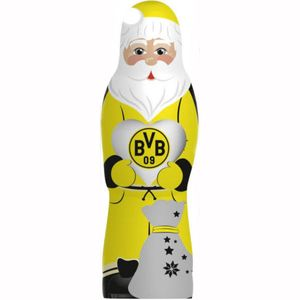 Riegelein Borussia Dortmund Weihnachtsmann Milchschokolade 90g