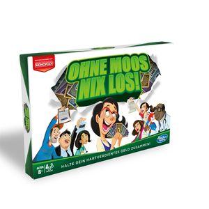 Hasbro Brettspiel Ohne Moos Nix Los