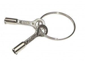 Schlüssel Für Hamax Kindersitzhalter Smiley/Siesta/Caress/Zenith - 1 Stück