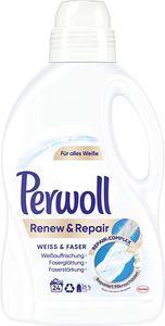 Perwoll Renew und Repair Weiß & Faser Feinwaschmittel 24 Waschladungen