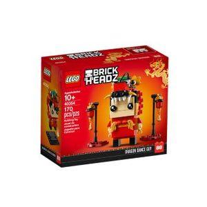 LEGO BrickHeadz Drachentanz-Mann - 40354, Bausatz, Junge/Mädchen, 10 Jahr(e), 170 Stück(e)