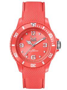 Ice-Watch 014237 Damen-Armbanduhr Sixty Nine Coral M