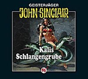 Sinclair,John-Folge 85-Kalis Schlangengrube